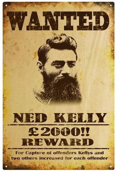 Ned Kelly - Wikipedia