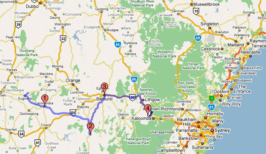 Megalong Australia  city photos gallery : ... , Abercrombie Caves, and Megalong Valley Tour Sydney NSW Australia